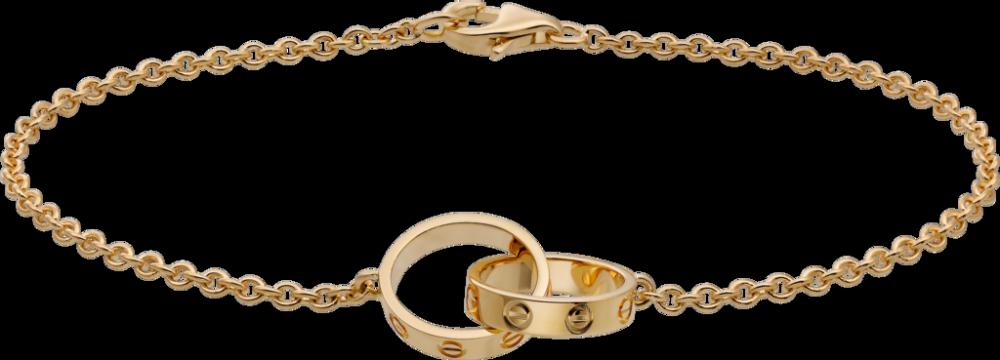 Cartier Love collection bracelet