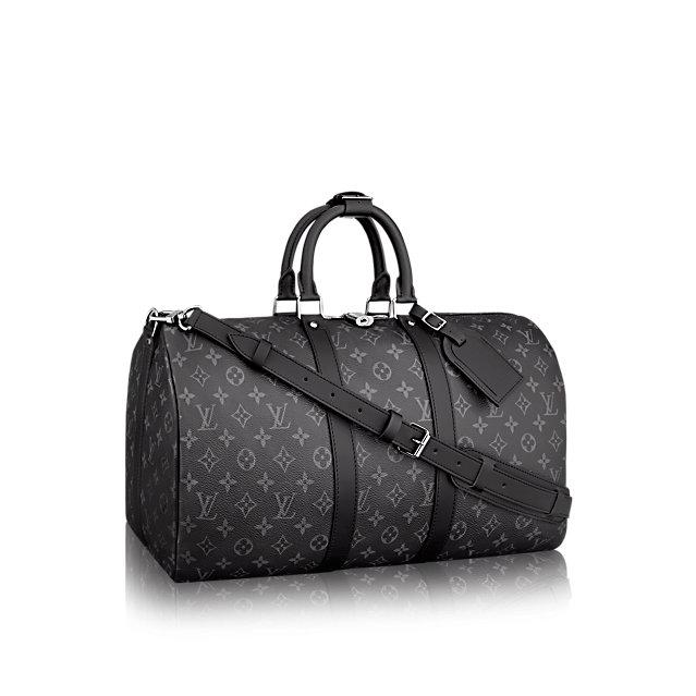 Louis Vuitton Keepall 55 Bandouliere
