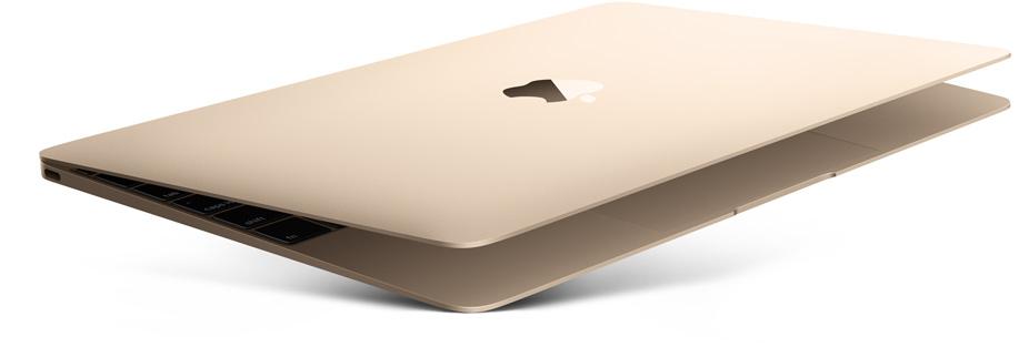The new Mac Book